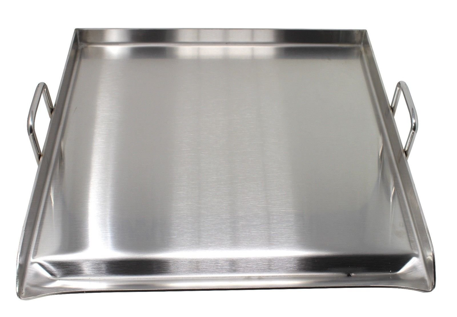 9TRADING 20'' x 20'' Stainless Steel Portable Add on Flat Top Griddle Outdoor Stove,Free Tax, Delivered Within 10 Days