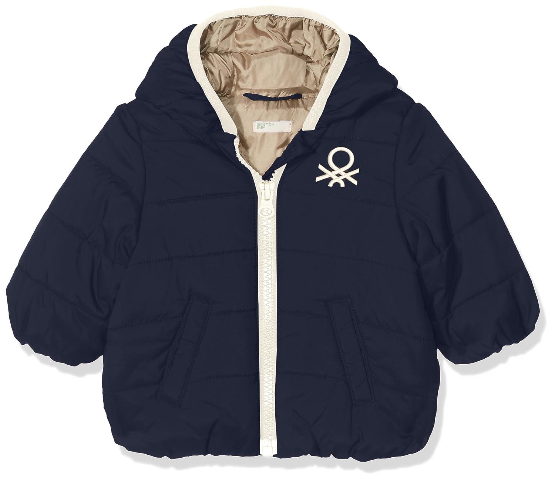 United Colors of Benetton Jacket, Chaqueta Bebé-para Niñas: Amazon.es: Ropa y accesorios