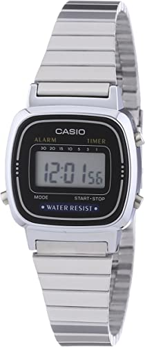 Casio Montres bracelet LA670WEA 1EF: : Montres  fCtUc
