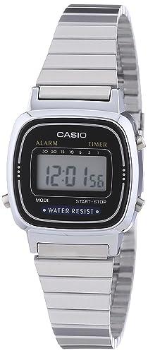 30ffe107664 Casio Reloj de Pulsera LA-670WEA-1EF  Amazon.es  Relojes