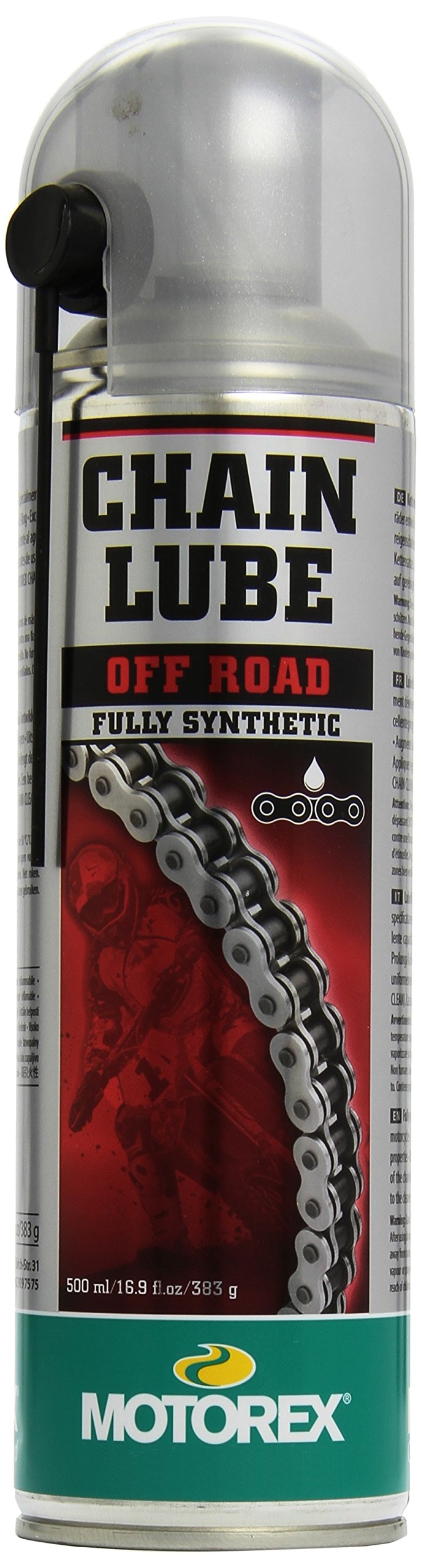 Motorex Chain Lube 622 Offroad Spray - 500ml. Aerosol 171-622-050