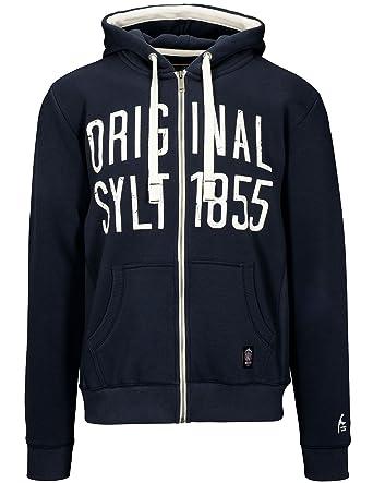 Sweat Navy Basefield Großhandel Herren Edition Sylt Jacke TlF13ucKJ