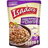 Isadora Frijol con Chorizo, 430 gramos