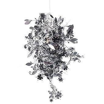 Awesome Tord Boontjeu0027s Garland Light Shade Flower Lamp Pendant Chandelier,black