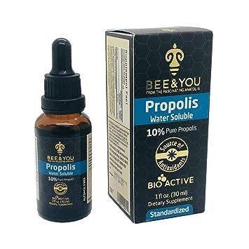Bee&You Turkish Propolis Extract Water Soluble, 20 mL