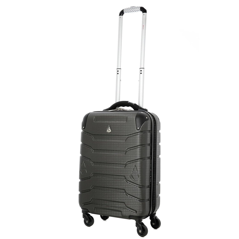 Aerolite ABS Maleta de pesaje equipaje de mano cabina rígida ligera con