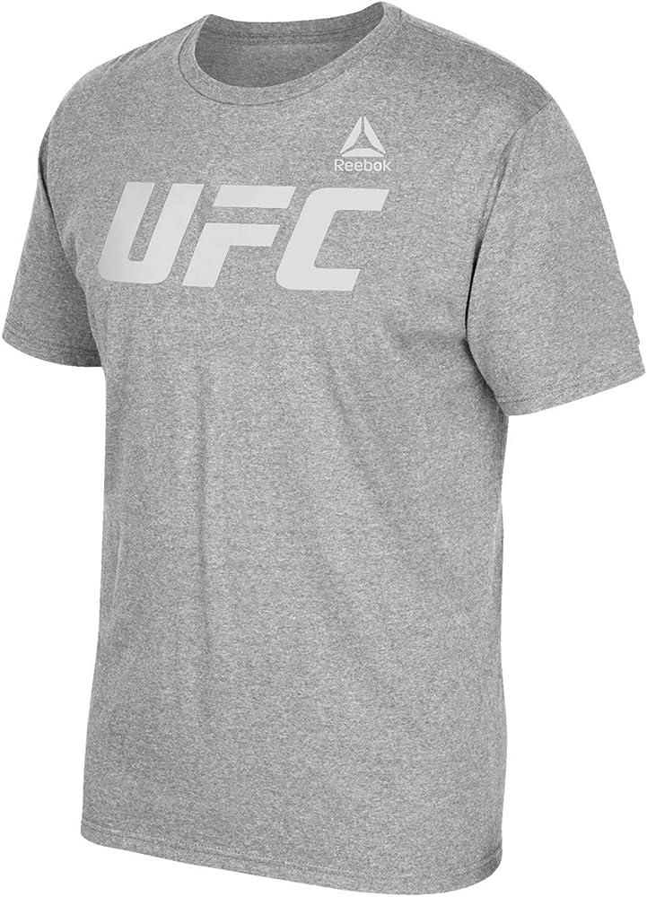 Reebok UFC FG Text tee Camiseta Hombre