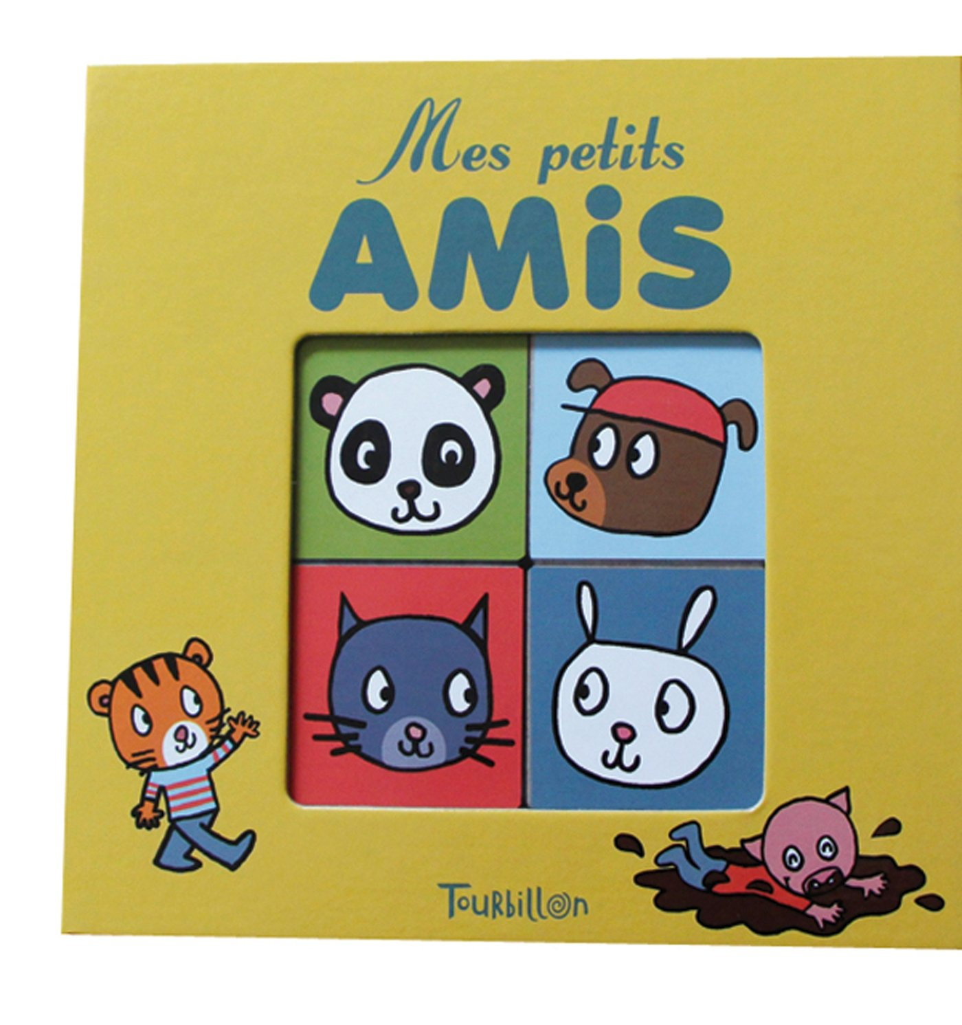 Download Mes Petits Amis (Tb.Petite Boite) (French Edition) pdf
