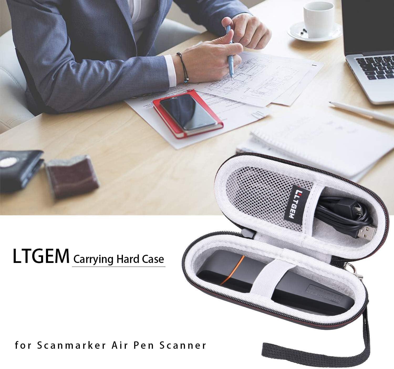 Ltgem Eva Hard Case For Scanmarker Air Pen Scanner Computers Accessories