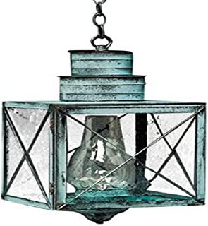 product image for Brass Traditions 212 SXBZ Large Hanging Lantern 200 Series, Bronze Finish 200 Series Hanging Lantern