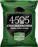 4505 Chicharrones (Fried Pork Rinds) (Jalapeno Cheddar), 4 Pack