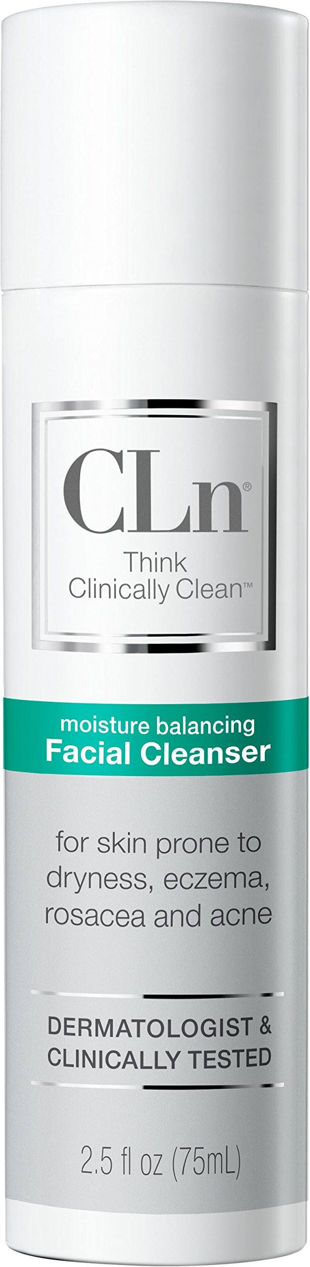 facial cleanser tested Clinically