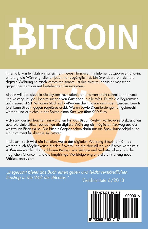 Bitcoin: Funktionsweise, Risiken und Chancen der digitalen Währung ...