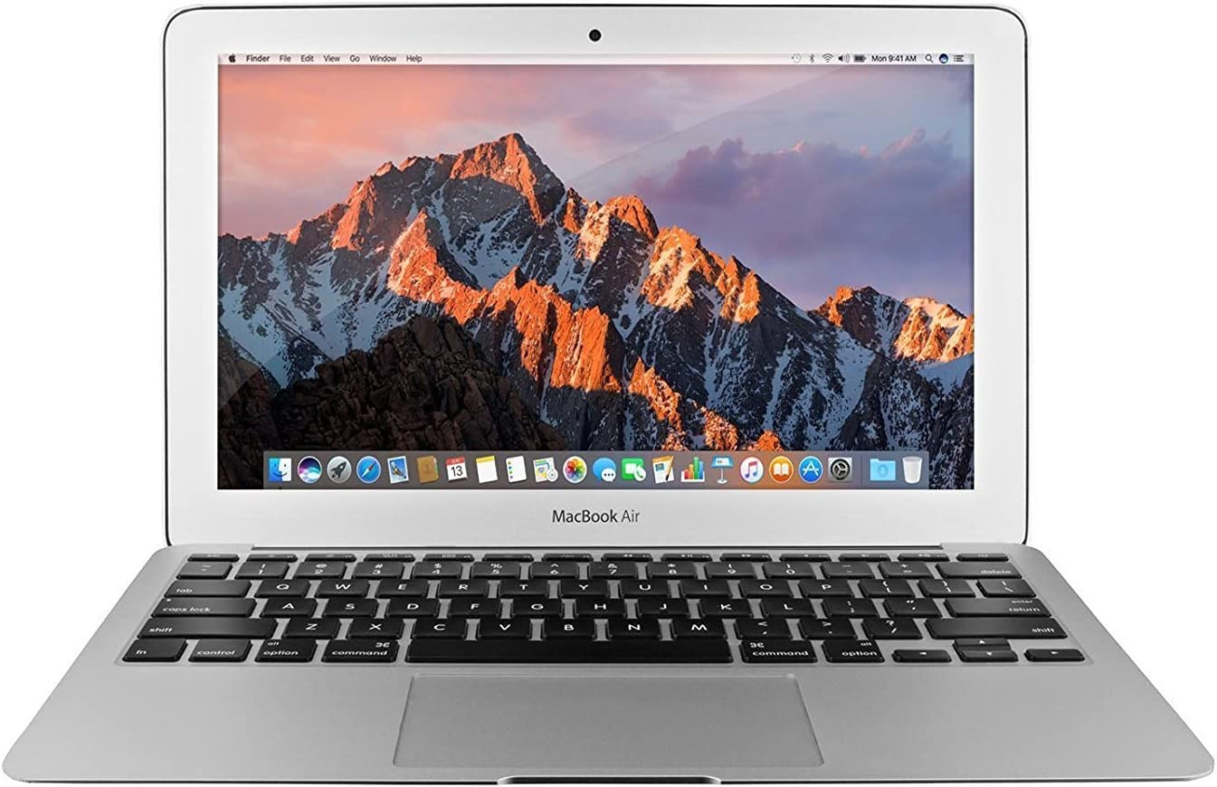 Apple Macbook Air MJVM2LL/A Intel i5 1.6GHz 8GB 128GB (Renewed)
