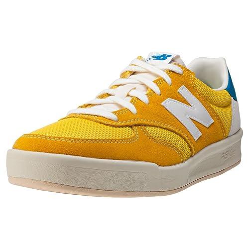 scarpe new balance uomo gialle
