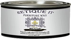 Retique It by Renaissance Furniture, 13.5 oz, Dark Wax