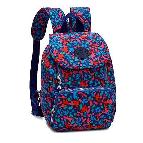 62449e9ec8a7 Tiny Chou(TM) Mini Waterproof Nylon Backpack Lightweight Strong Shoulder Bag   Amazon.ca  Luggage   Bags