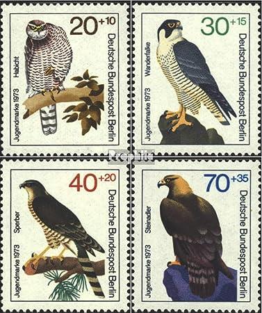 Prophila Collection Berlin West 442 445 Komplausgabe 1973