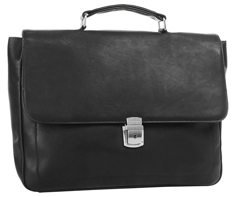 cbaa8cc3de8 Harold's Campo M Briefcase black: Amazon.co.uk: Clothing