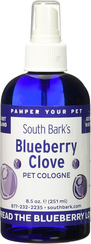 South Bark's Blueberry Clove Pet Cologne, 8.5 oz