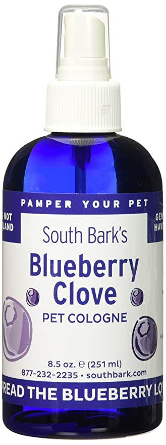 South Bark's Blueberry Clove Pet Cologne