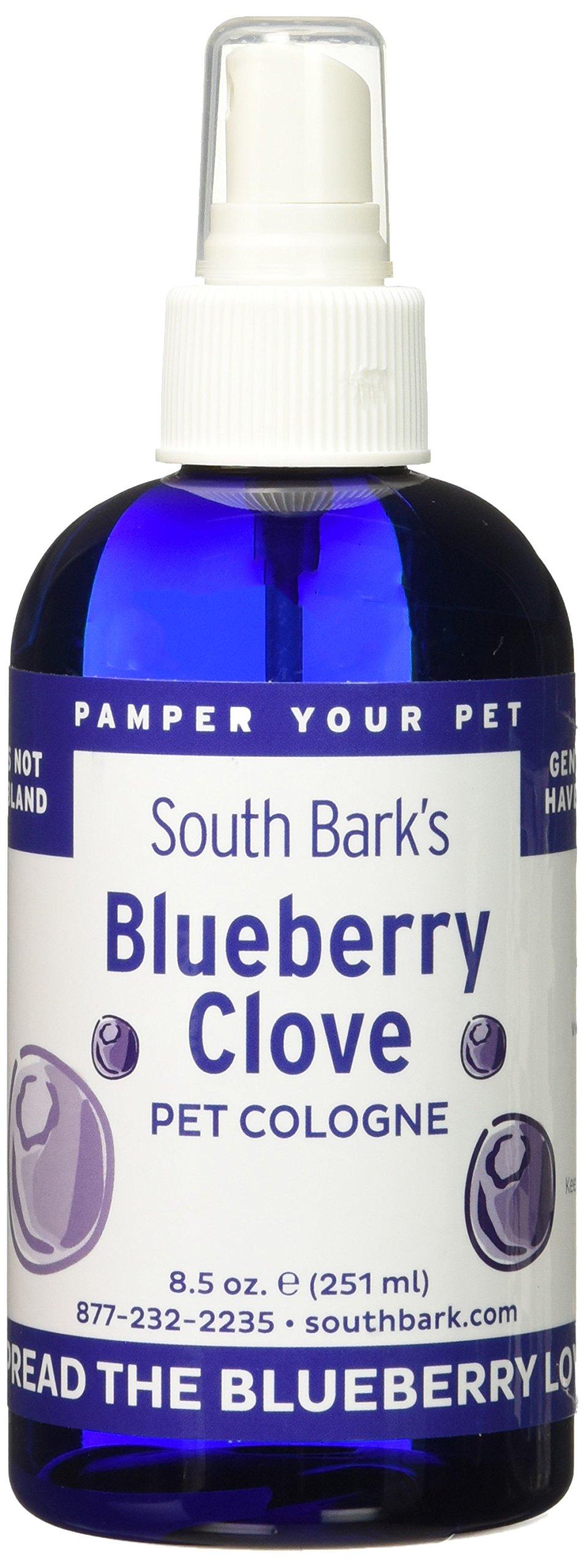 Season Show South Bark's Blueberry Clove Pet Cologne, 8.5 oz