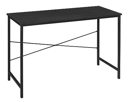 amazon com niche nsds4318eb soho modern desk table shell 43 w x 18 rh amazon com