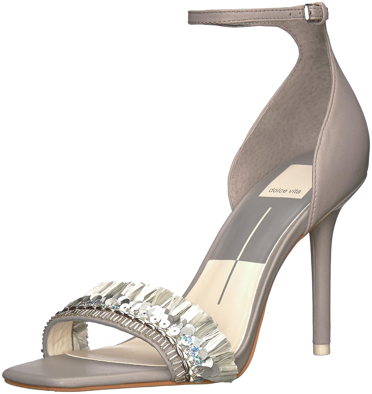 3c55ef2160f9 Amazon.com  Dolce Vita Women s Hyper Heeled Sandal  Shoes