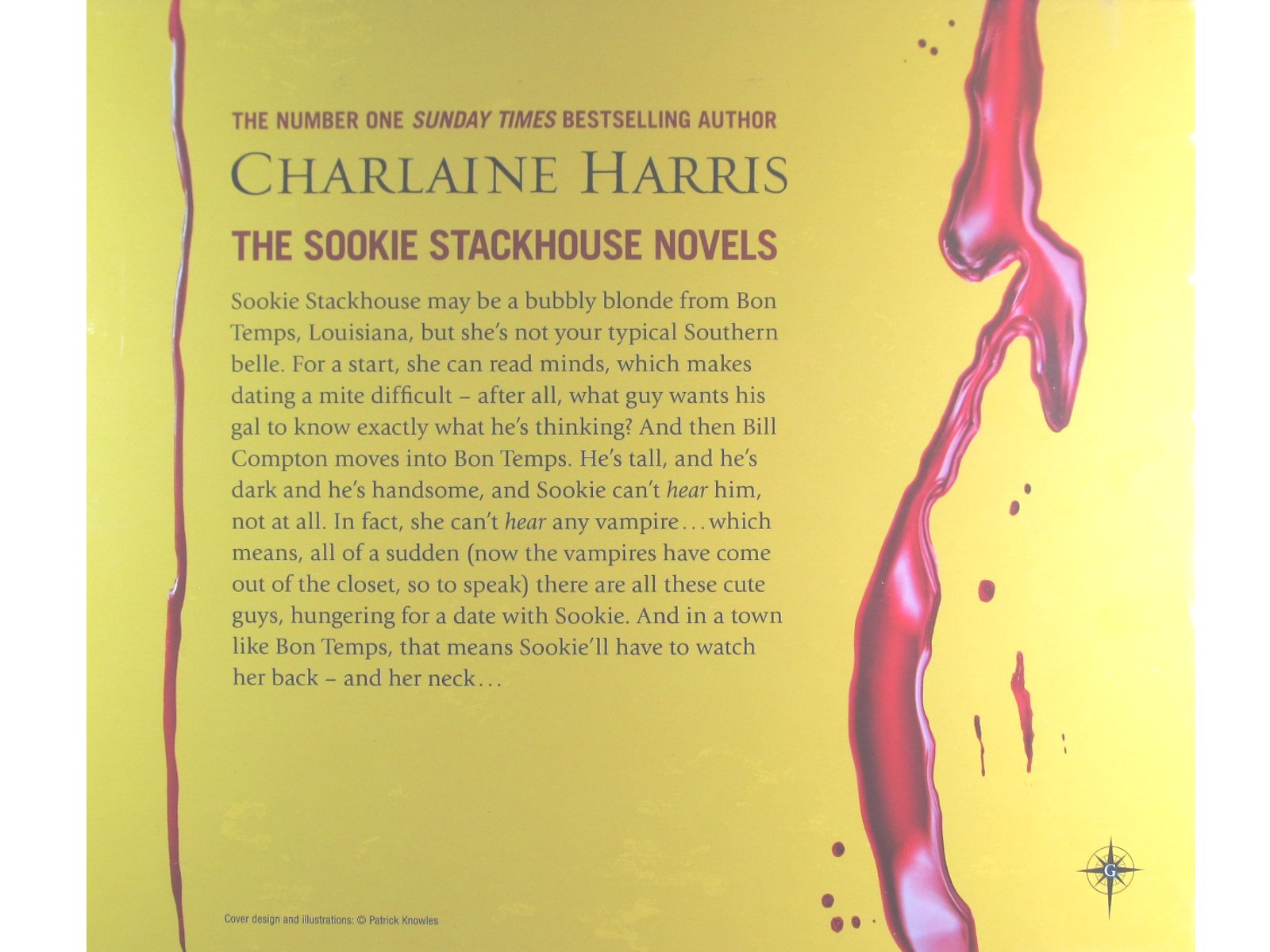 The Southern Vampire Mystery Set: True Blood Collection: The First 10 Sookie  Stackhouse Novels: Charlaine Harris: 9781407239903: Amazon: Books