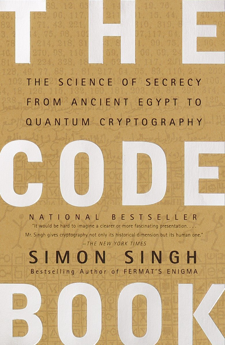 Image result for the code book