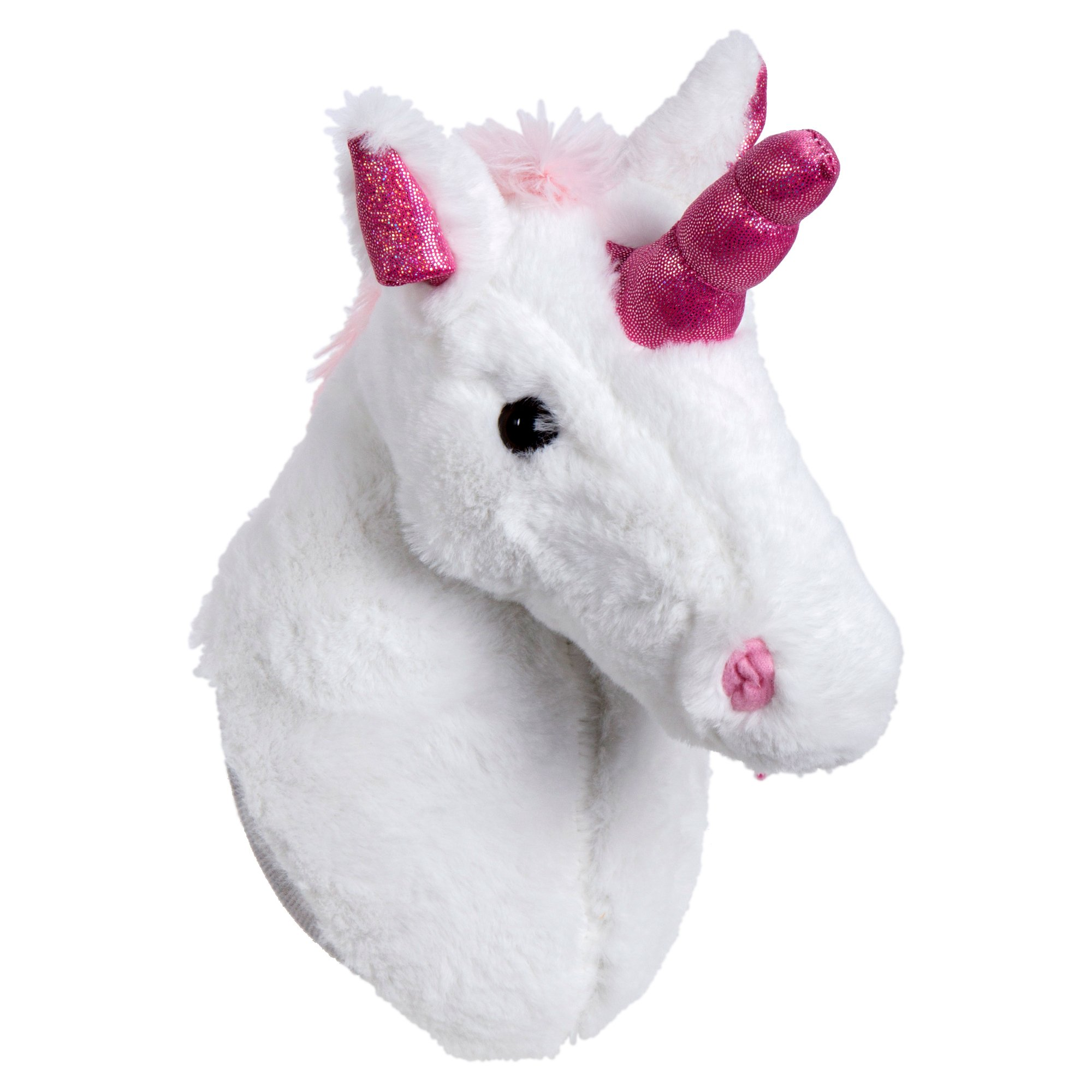 Truu Design Unicorn Wall Mount, White