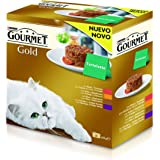 Purina C-70225 Gold Pack Tartaleta - 8 x 85 gr