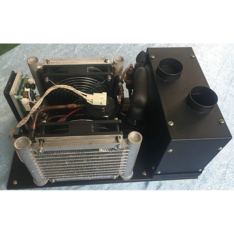 Amazon com: Micro DC Air Conditioner Kit, DC 12V 450W R134A