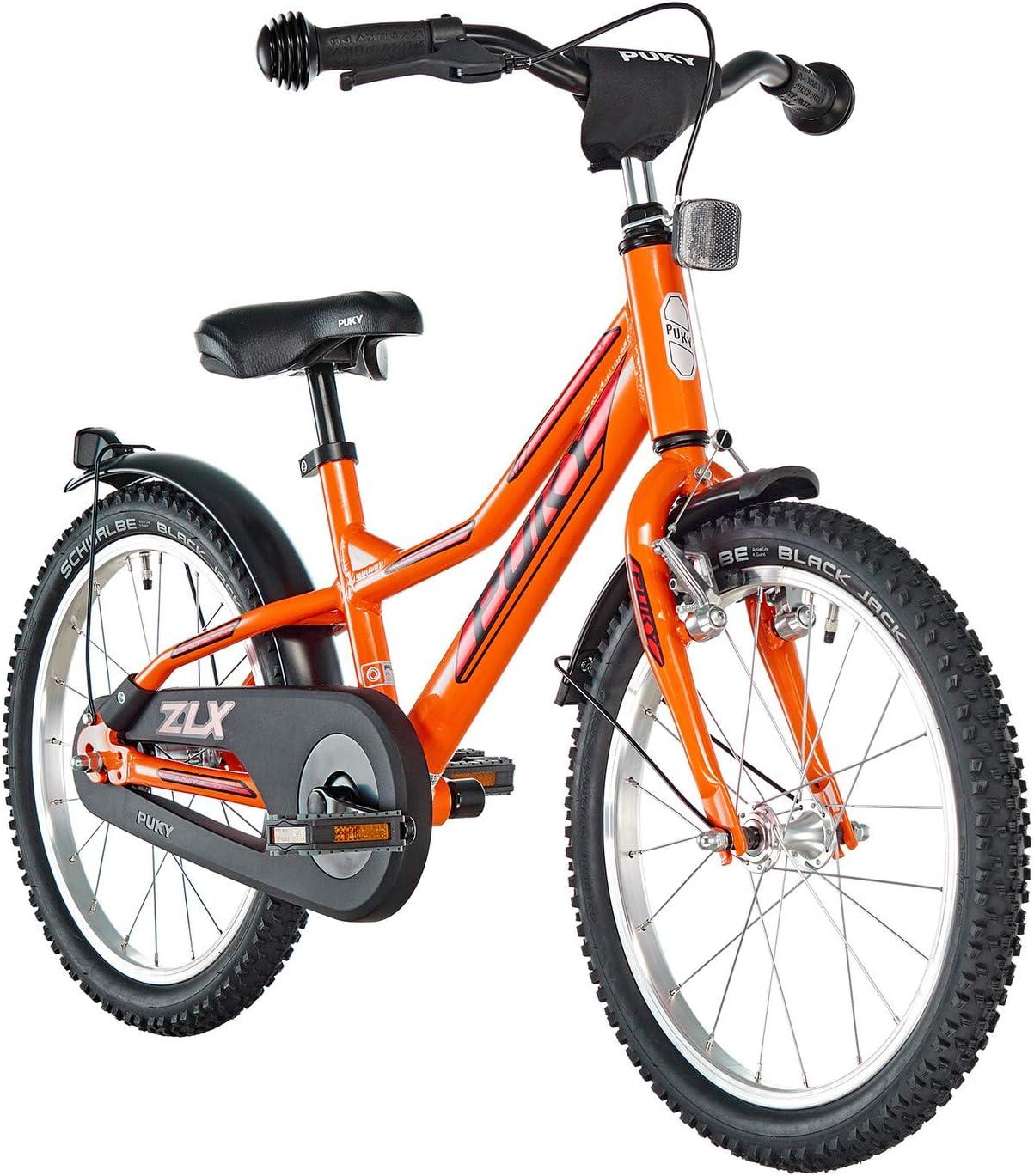 Puky Niños ZLX 18 – 1 Aluminio Vehículos, Color Racing Orange ...