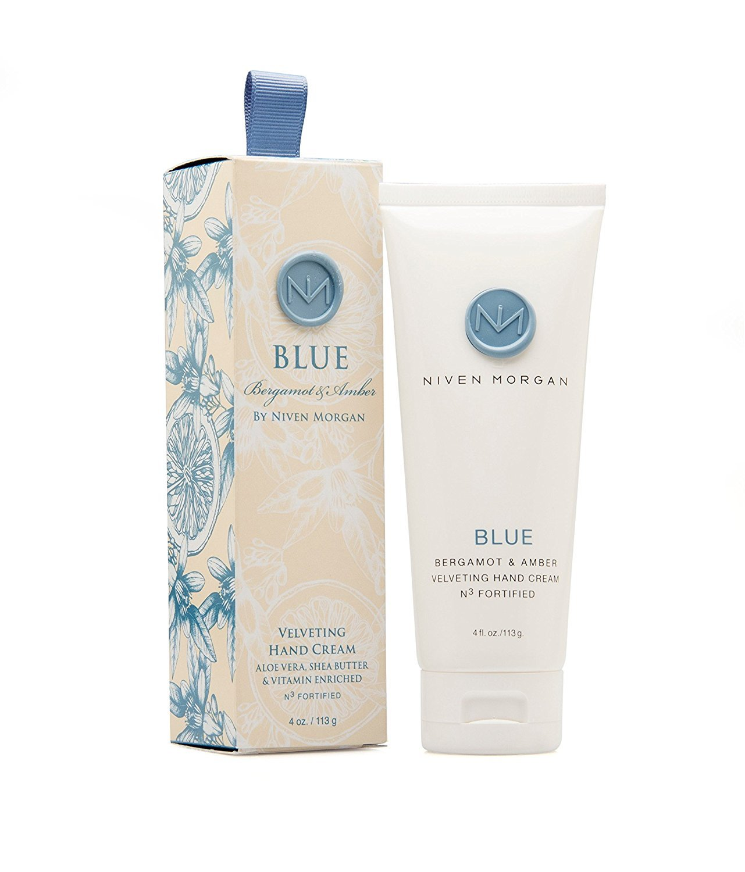 Niven Morgan Blue Hand Cream