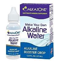 Alkazone Make Your Own Alkaline Water | 1 Pack Makes 20 Gallon of Alkaline Water...