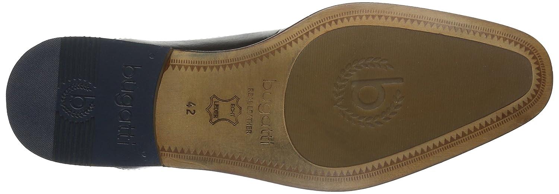 Bugatti 312130031100, Zapatos Zapatos Zapatos de Cordones Derby para Hombre 4dbd29