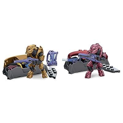 Mega Construx Halo Elite Covenat Weapons Customizer Pack: Toys & Games