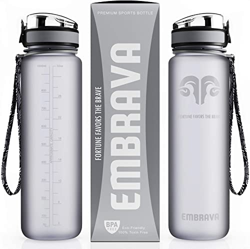 Embrava Best Sports Water Bottle