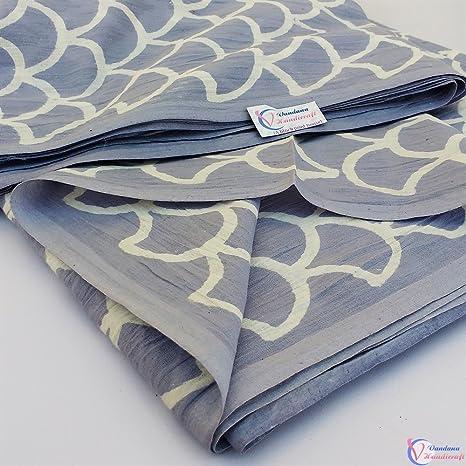 Cotton Fabric By Yard Womens Clothing Lotus Print Flower Girl Dress