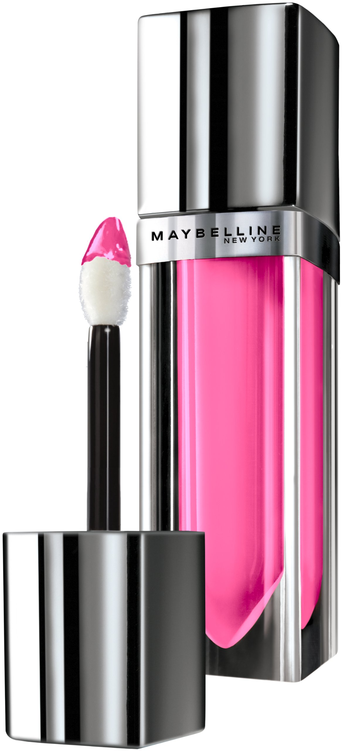 Maybelline New York Color Sensational Color Elixir Lip Color, Hibiscus Haven, 0.17 Fluid Ounce