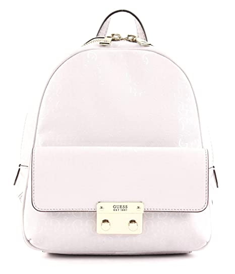 Guess Tamra Backpack 5? stone: Amazon.co.uk: Shoes & Bags