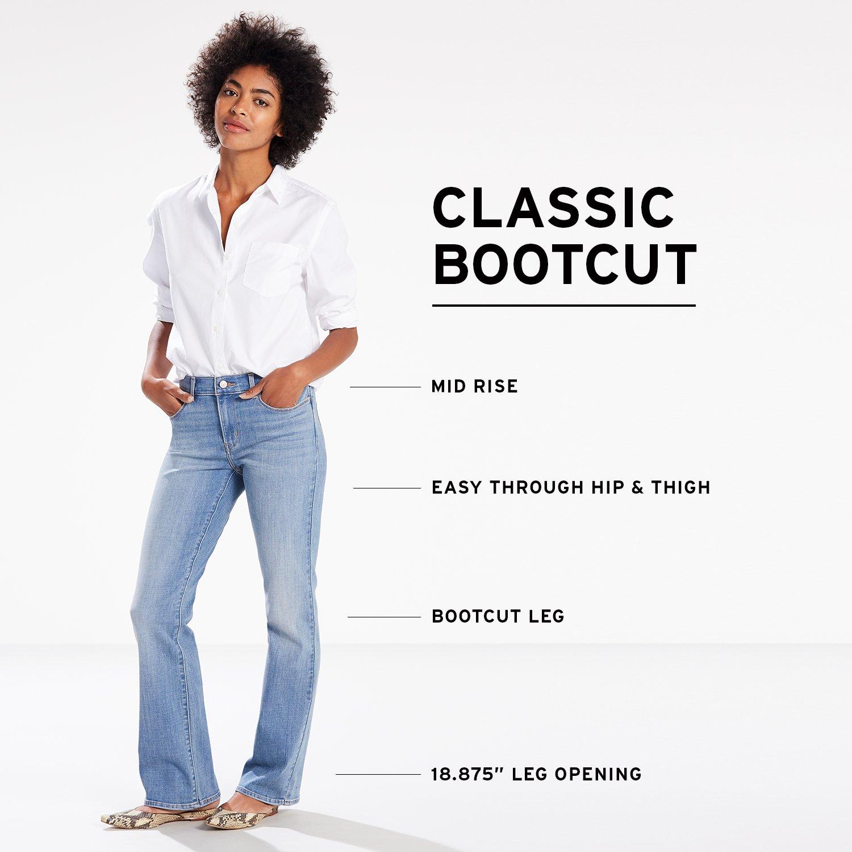 Levis Womens Classic Bootcut Jeans At Amazon Store Lea Orange Label Slim Fit Pants Hitam