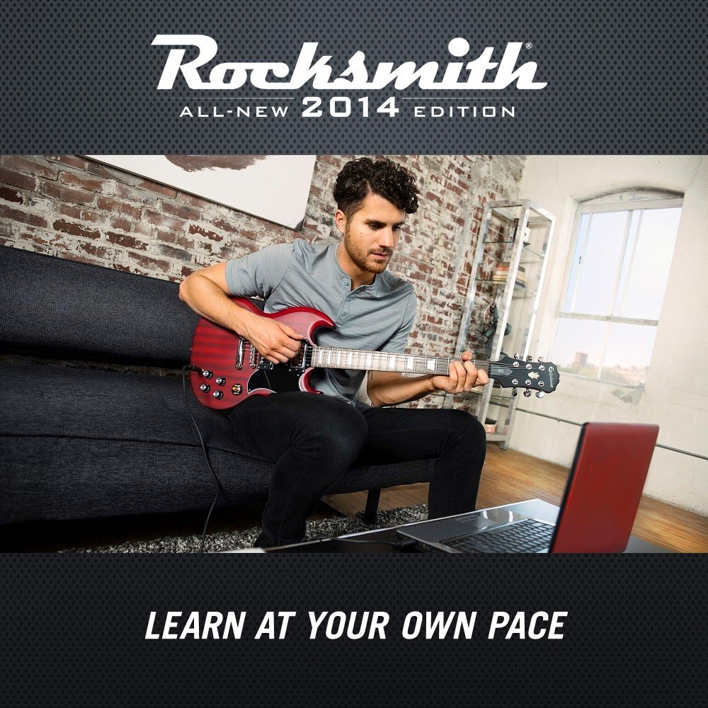 Rocksmith 2014 Edition - Xbox 360 (Cable Included) by Ubisoft (Image #4)