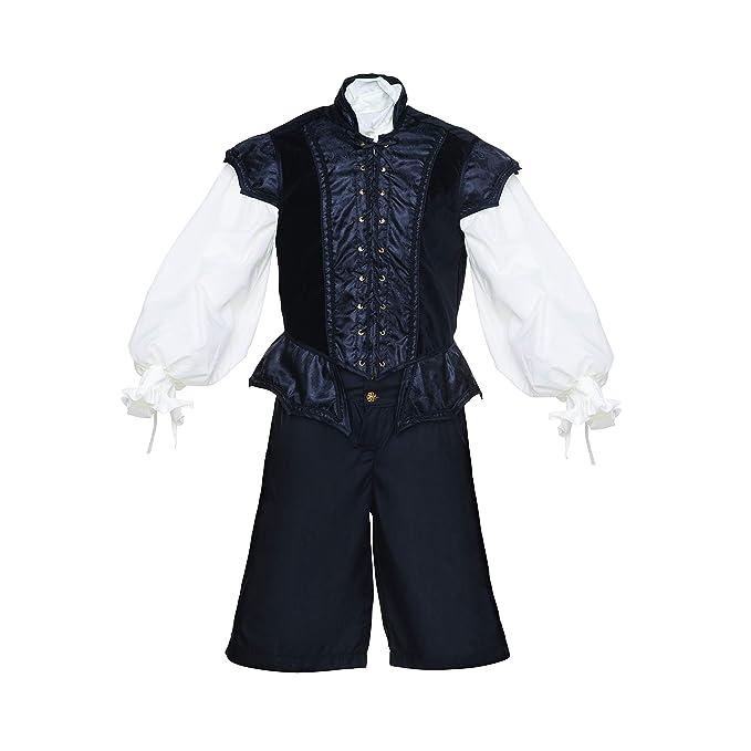 Amazon.com: Disfraz de Ren Faire de Doble, para hombre, de ...