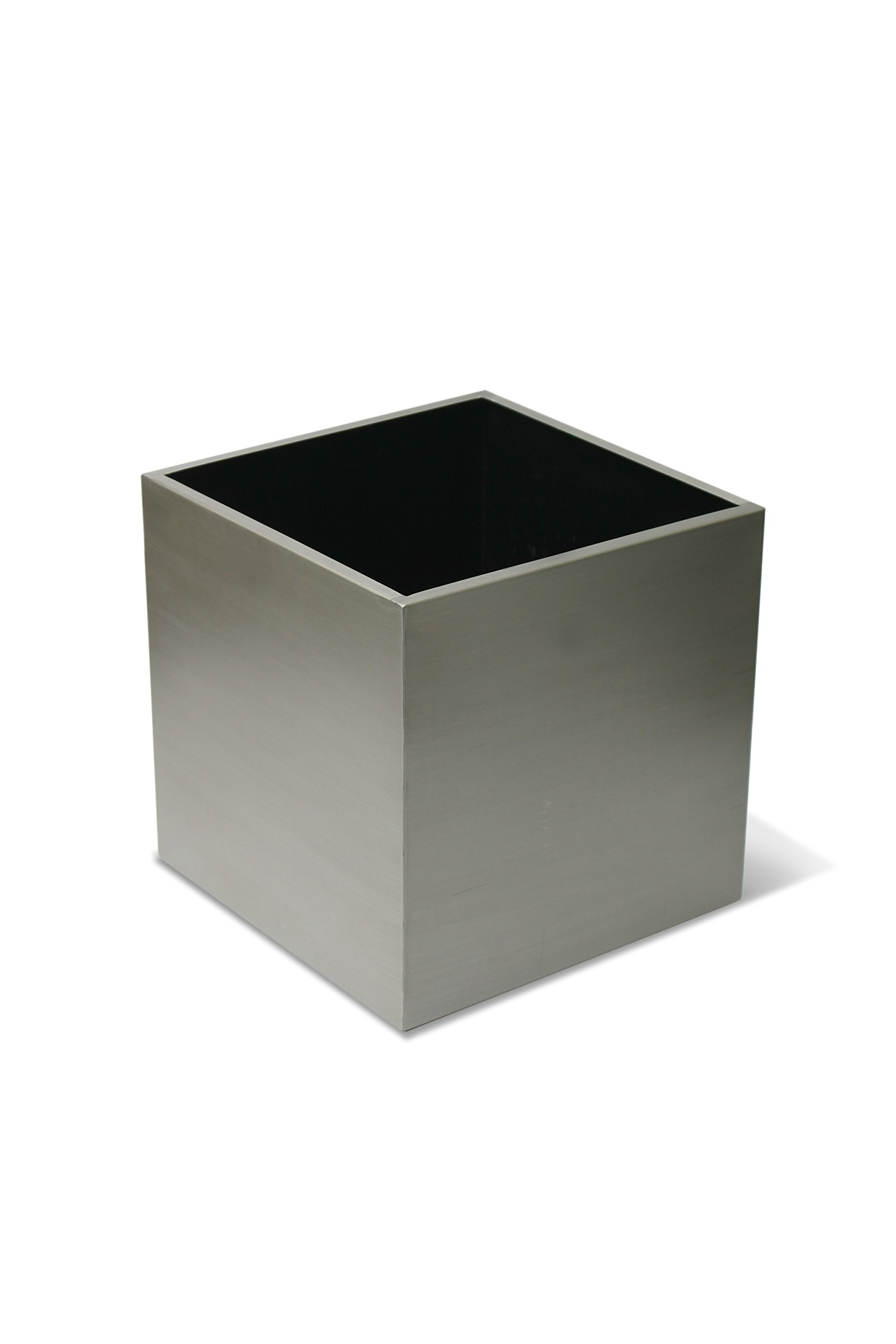 Algreen Stainless Steel Cube, Brushed Finish, 16'' X 16'' X 16'' by Algreen