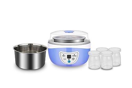 Libra LYM01 1-Litre Yogurt Maker (Blue)