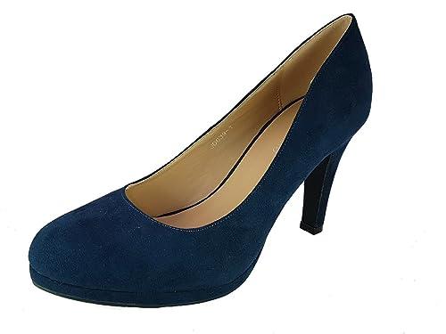 Scarpe Ragazza Comoda Tulipano Decoltè New Donna Moda Shoes WerCdBox