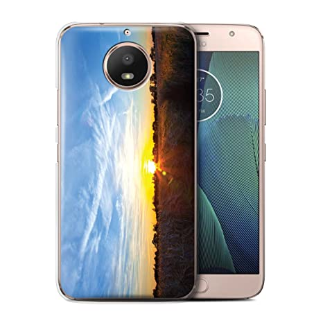 Stuff4® Phone Case/Cover/Skin/Moto-CC/Sunset Scenery Collection ...