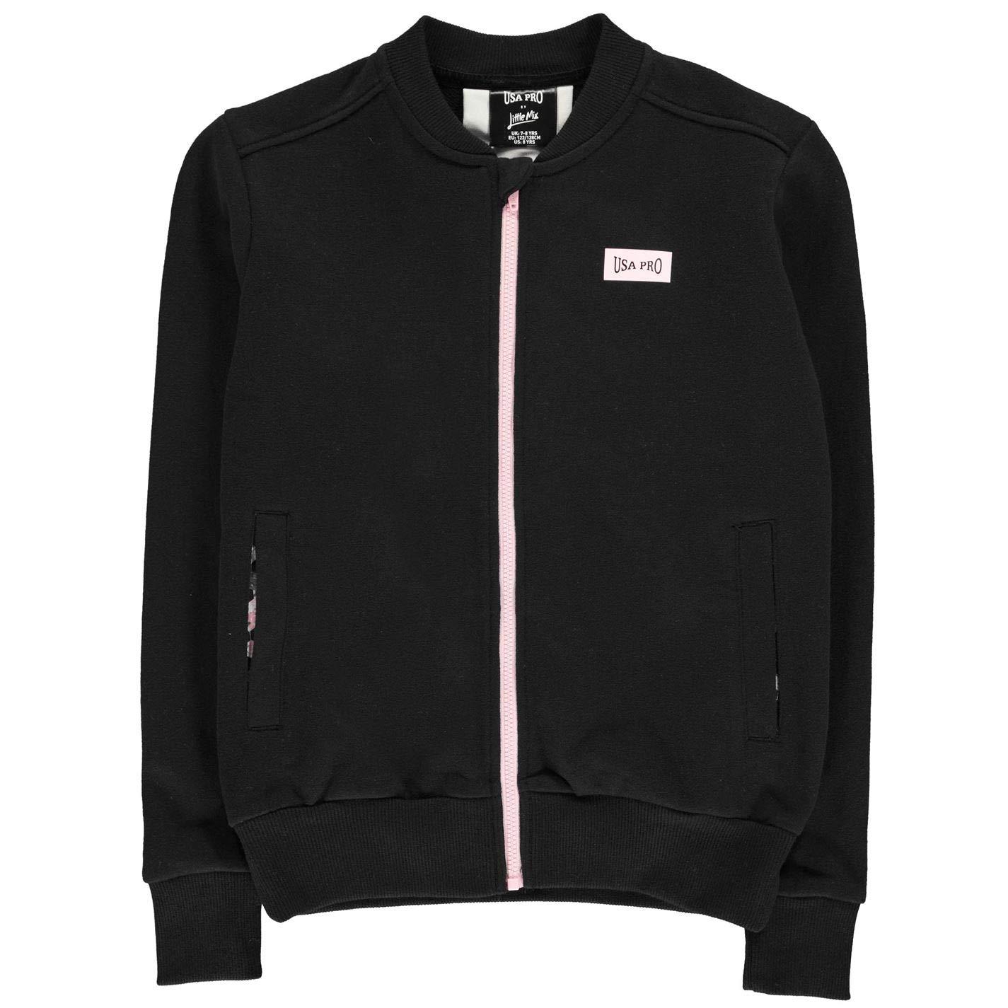 USA Pro Girls Little Mix Bomber Jacket